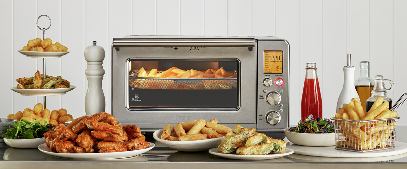 Discover the Smart Oven Air Fryer