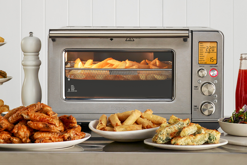 the Smart Oven Air Fryer