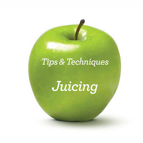 Juicing Tips & Tricks