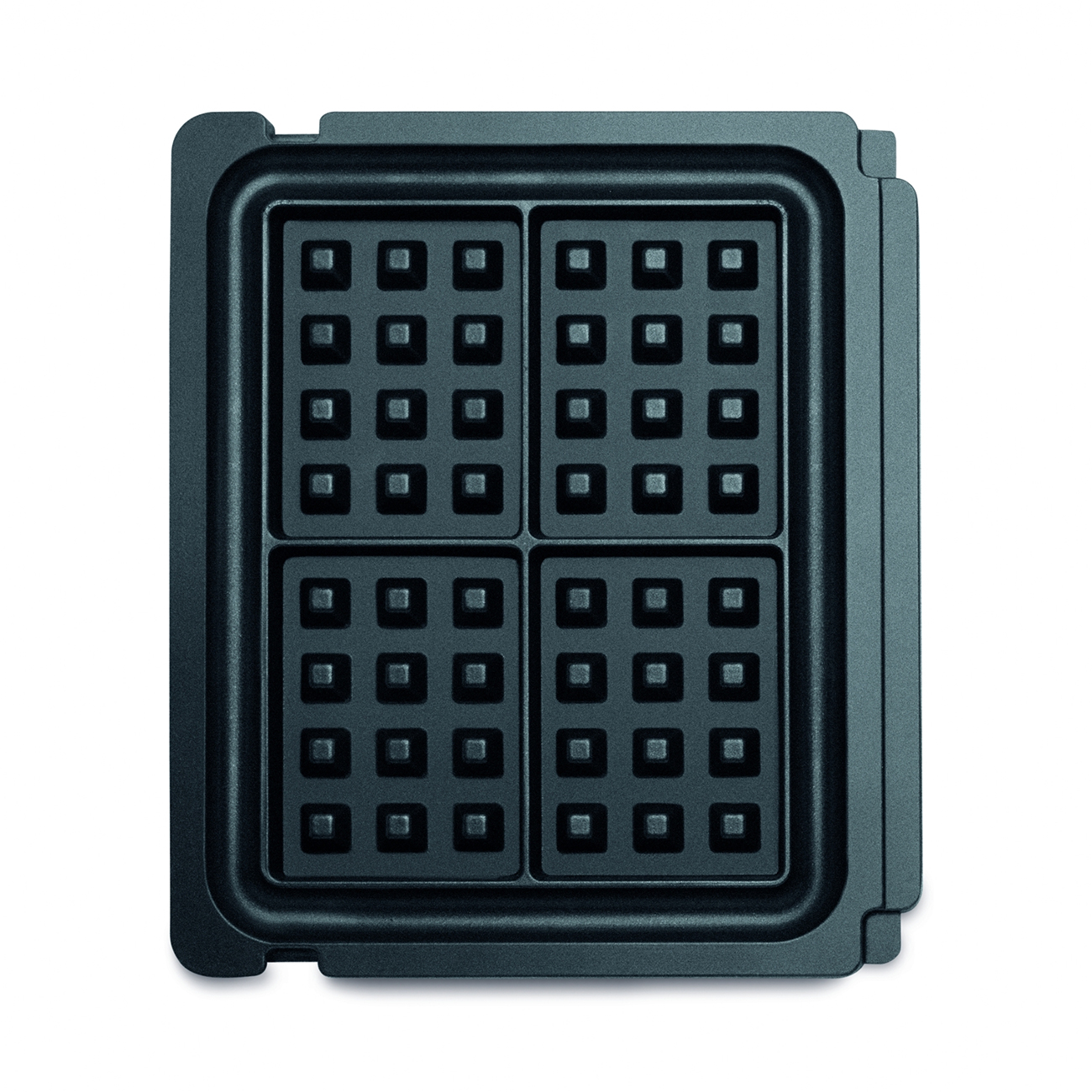 the No-mess Waffle™ Plates