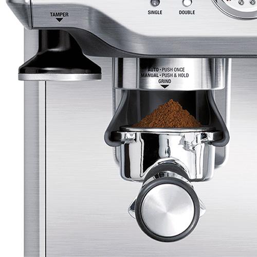 cappuccinatore acciaio inossidabile 220 240 Volts macchina per caff/è espresso 15 bar Barista Express Sage SES875BSS2EEU1A 2400 Watts