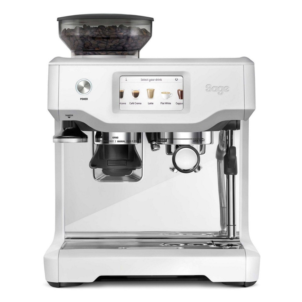 the Barista Touch Espresso Machine in Brushed Stainless Steel