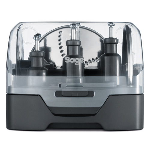 the Kitchen Wizz™ 15 Pro Food Processor in Brushed Aluminium easy storage