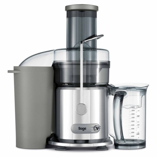 the Nutri Juicer® Chrome