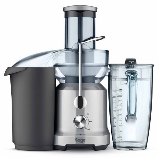 the Nutri Juicer® Cold Argent