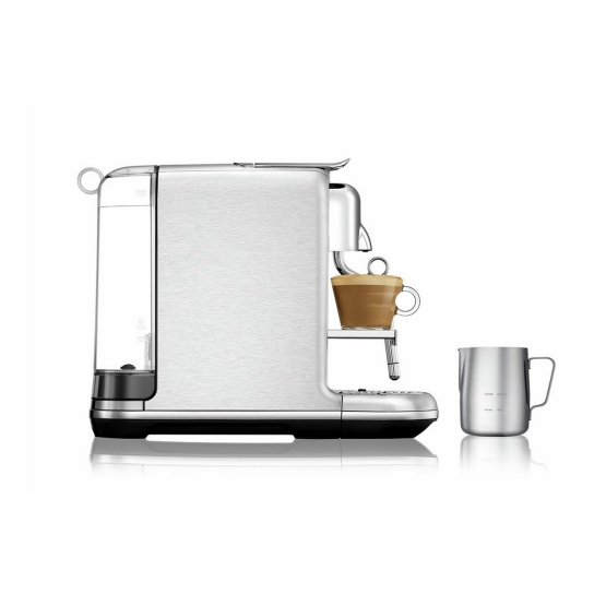 the Creatista™ ProBrushed Stainless Steel