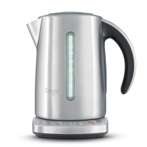 the Smart Kettle™ Thee in Zilver snoerloos gemak