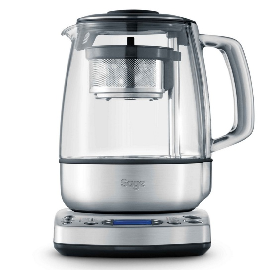 the Tea Maker™ Acier inoxydable brossé
