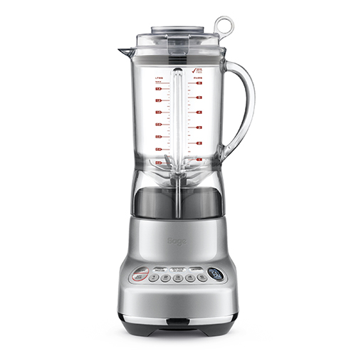 the Fresh & Furious™ Blenders is quiet & Efficient