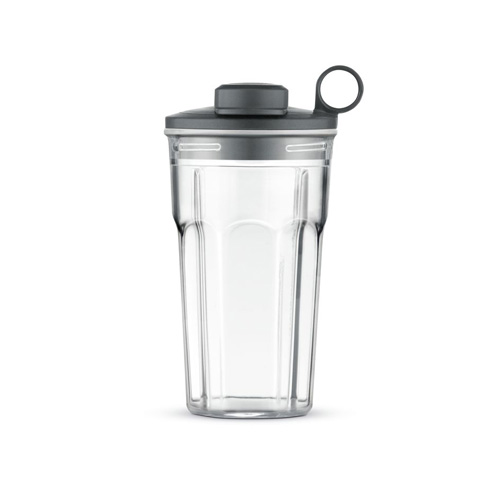 the Boss To Go™ Blenders in Brushed Aluminium sage assist® lid