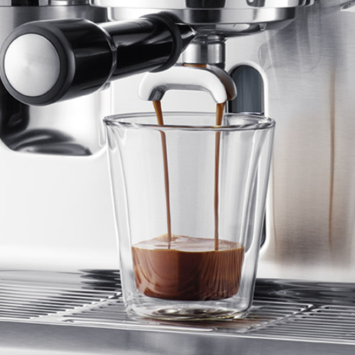 the Oracle™ Touch in Brushed Stainless Steel one touch americano