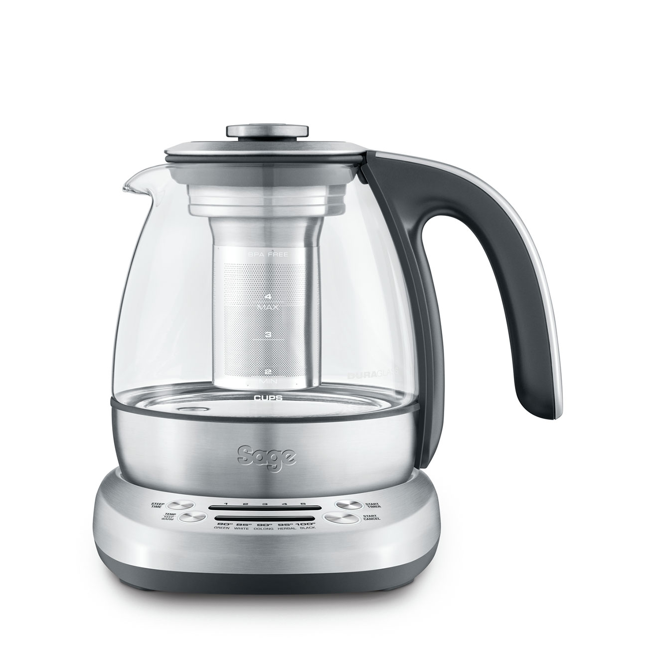 breville smart tea infuser review